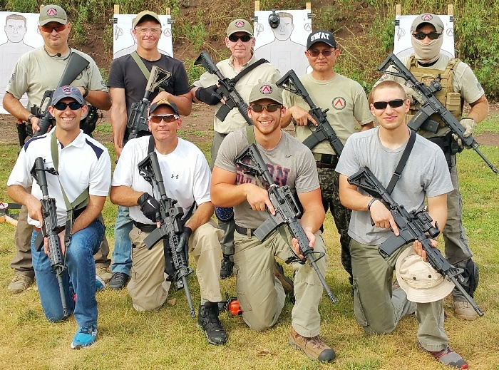 2-day Introduction to the AR-15 / M-4 Rifle Course - Hammond, Indiana