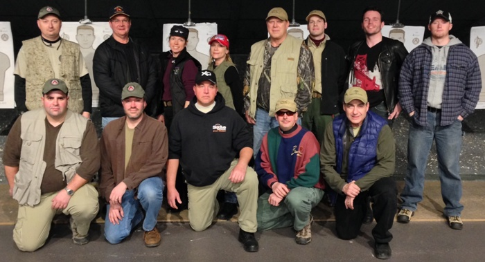 2-day Concealed Carry Deployment & Tactics Course - McHenry, Illinois