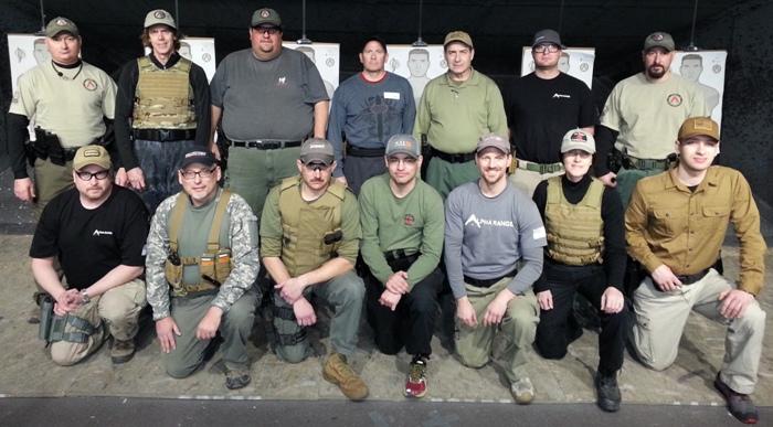 2-day Dynamic Room Entry Handgun Course - Alpha Range - McHenry, Illinois
