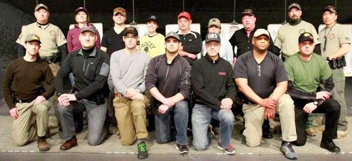 3-day Basic Defensive Pistol Course - Alpha Range - McHenry, Illinois