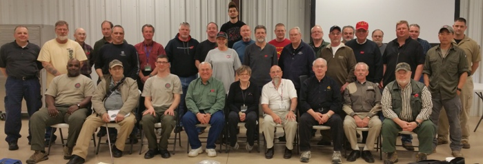 Emergency Medical Response for Firearms Instructors Course - ISRA Range - Bonfield, Illinois