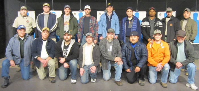 Illinois Concealed Carry Firearm License Certification Course - Alpha Range -  McHenry, Illinois