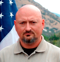 John Krupa III - CEO of Spartan Tactical Training Group / Director of Training / Master Firearms Instructor