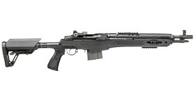 Springfield Armory M1A SOCOM 16 CQB .308 semi-automatic rifle with composite pistol grip stock system