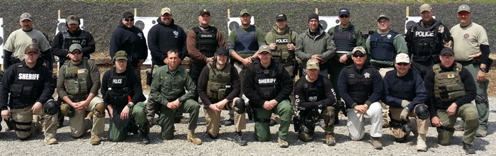 Tactical Speed Shooting Pistol Course - Fort Wayne, Indiana