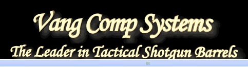 Vang Comp Systems - Firearms Training Products